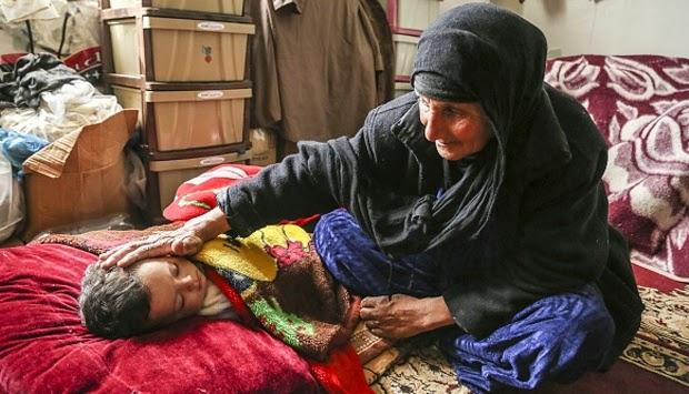 ISIS Bakar Hingga Tewas 45 Orang di Irak