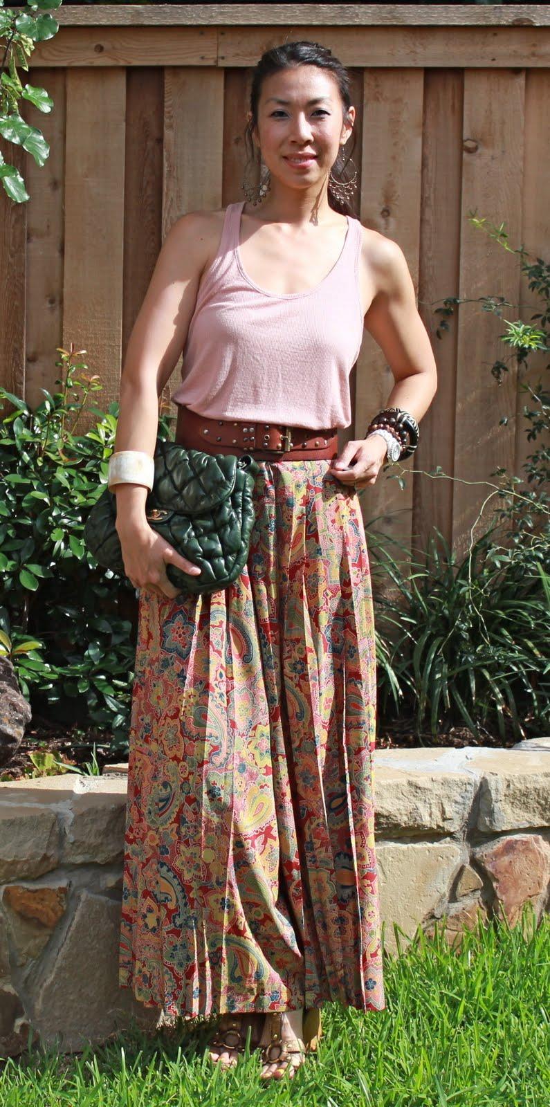Hippie Chic - Style of Sam | DFW Fashion Blog