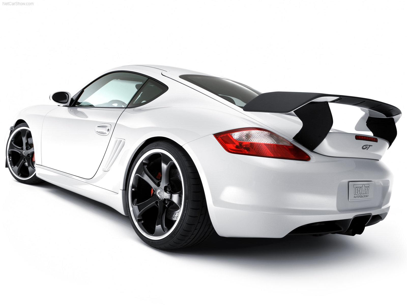 Hình ảnh xe ô tô TechArt GTsport 2006 & nội ngoại thất