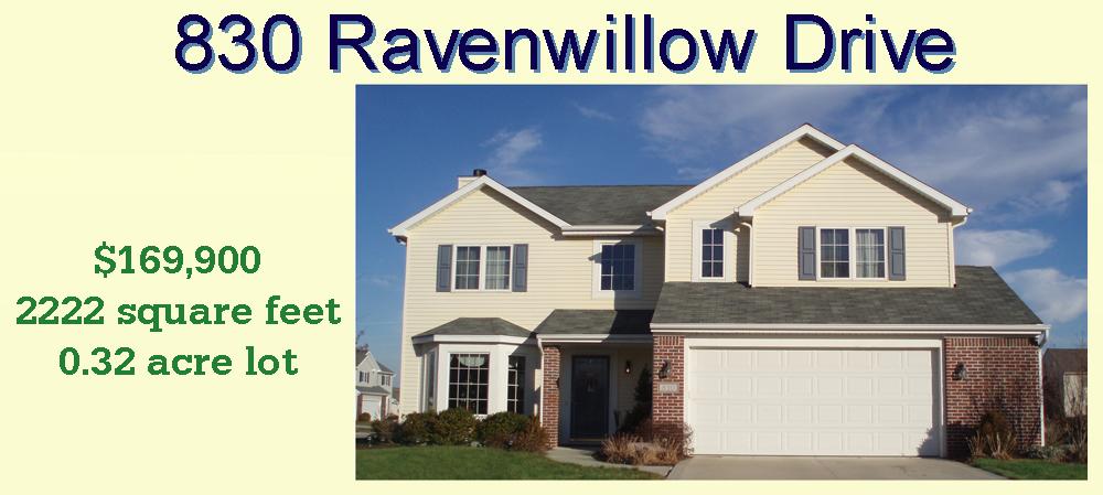 830 Ravenwillow Drive