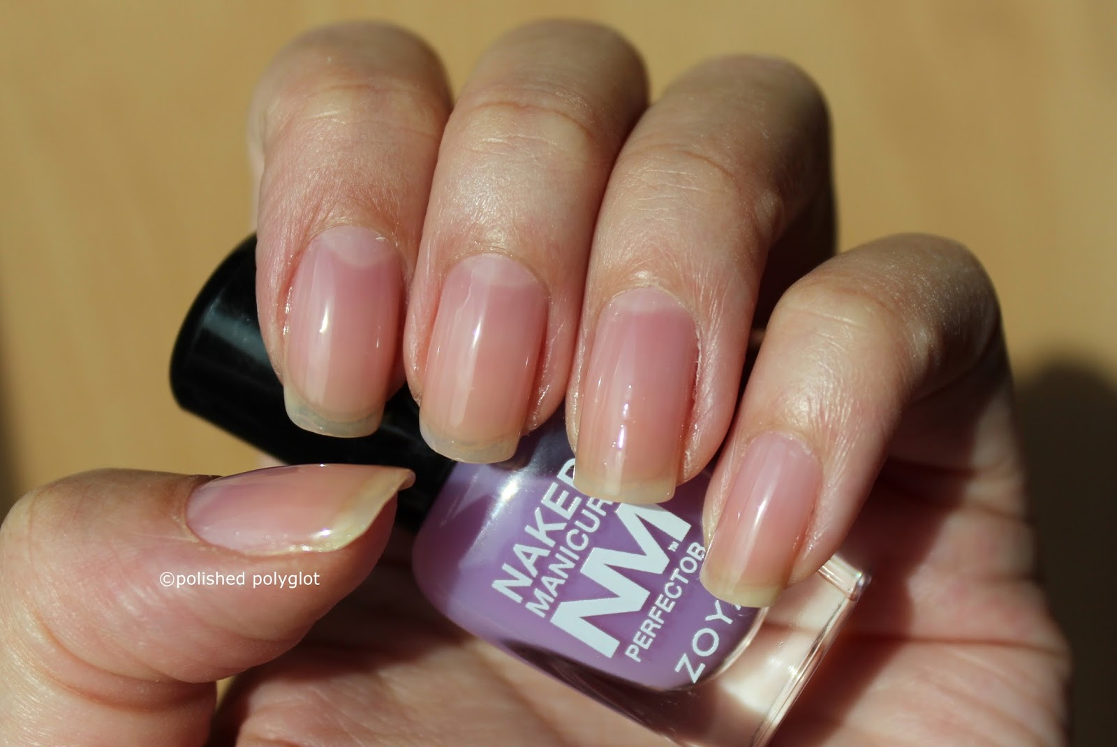 ehmkay nails: Zoya Naked Manicure Review and Wear Test