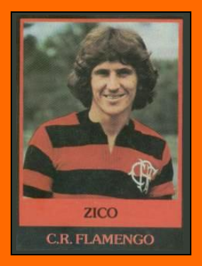 Another challenger to Lionel Messi! Flamengo say Zico scored 89 goals in 1979