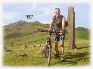 Circular al Adarra-Menhir de Eteneta