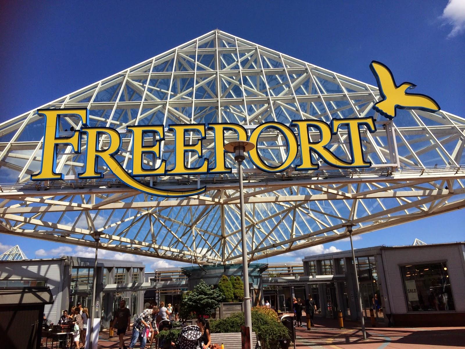 freeport kungsbacka sverige