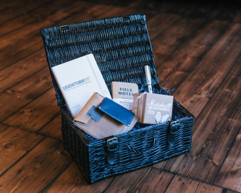 The Brotique #ManHampers