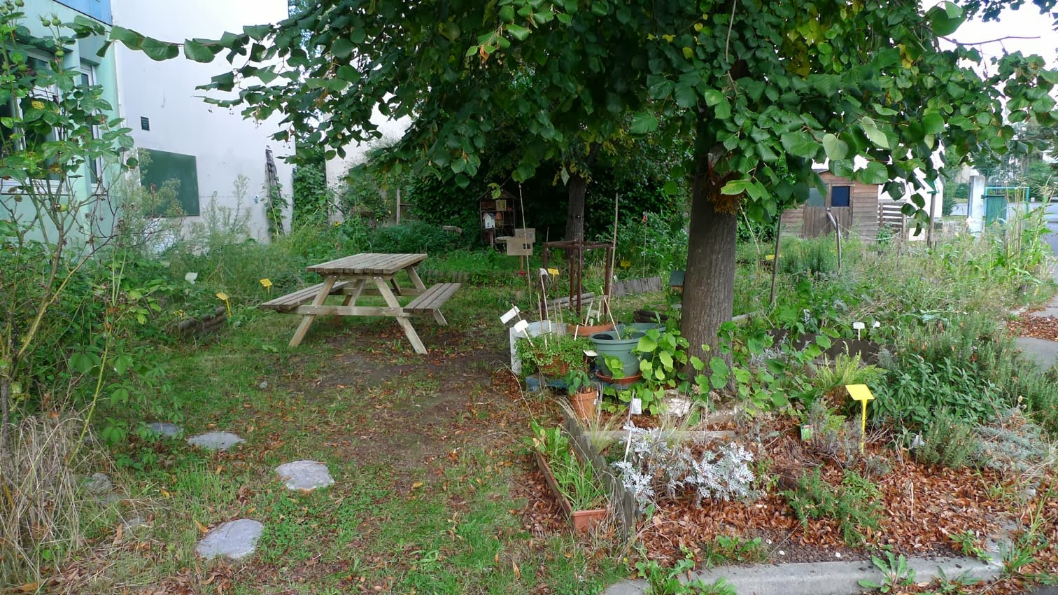 Le jardin des g teaux serge mora la table du jardin for Jardins de jardiniers