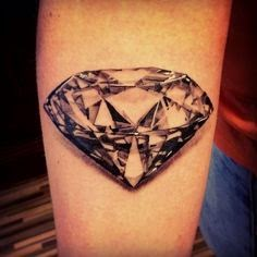 tattoo diamant