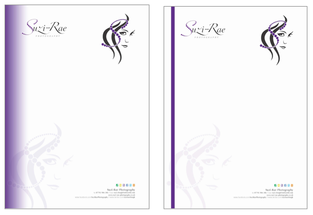 My Design Work  Letterheads