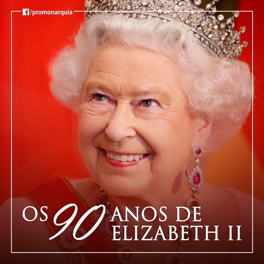 Rainha Elizabeth, perenidade de tudo quanto é bom