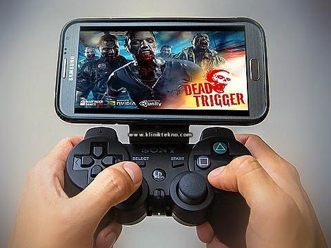 Cara Bermain Game Di Android Menggunakan Joystick