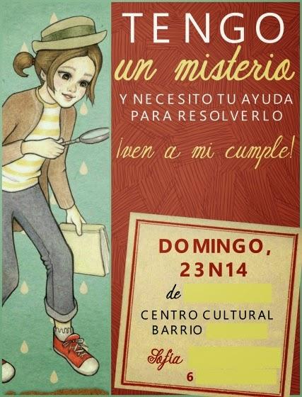 ideas_cumpleaños_detectives_niños_invitacion