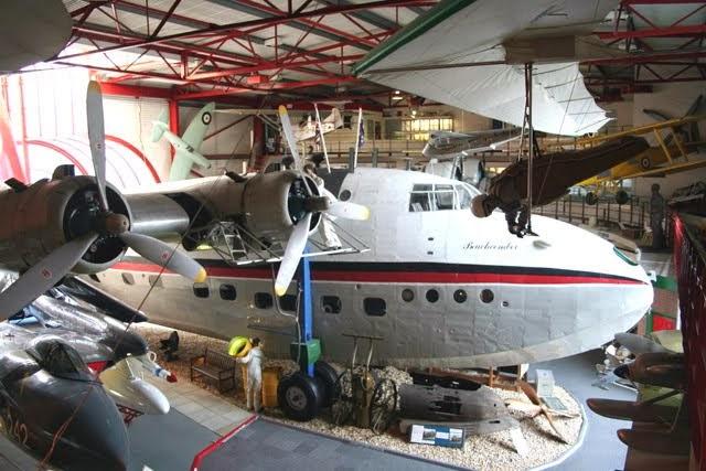 Traveloscopy Travelblog: Spirit of Spitfire lives on