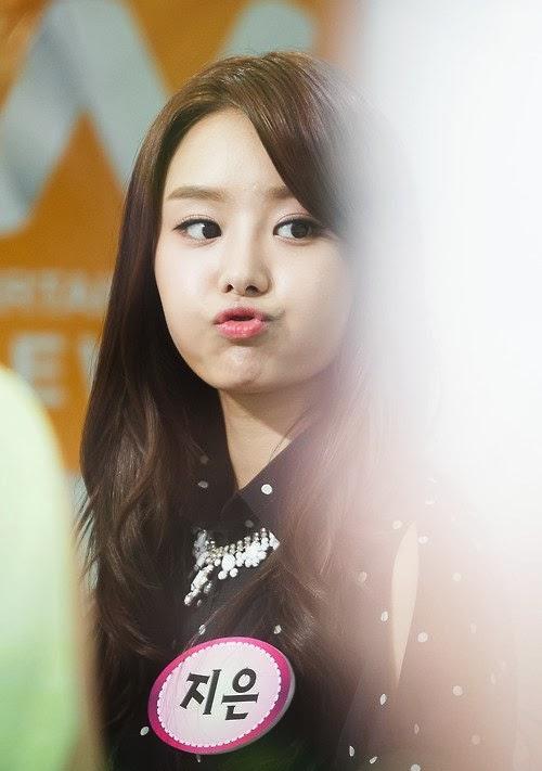Jieun SECRET Cute Faces