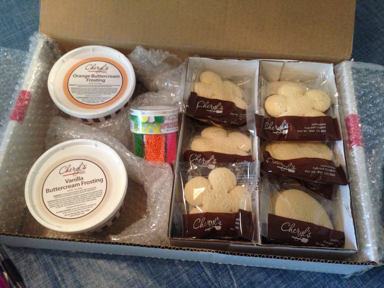 """Spring """"Bake"""" Lesson Plan From Cheryl's Cookies with ... Cheryl S Cookies"""
