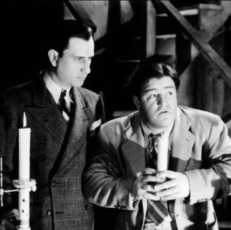 Abbot and Costello in Hold That Ghost | Classimatic