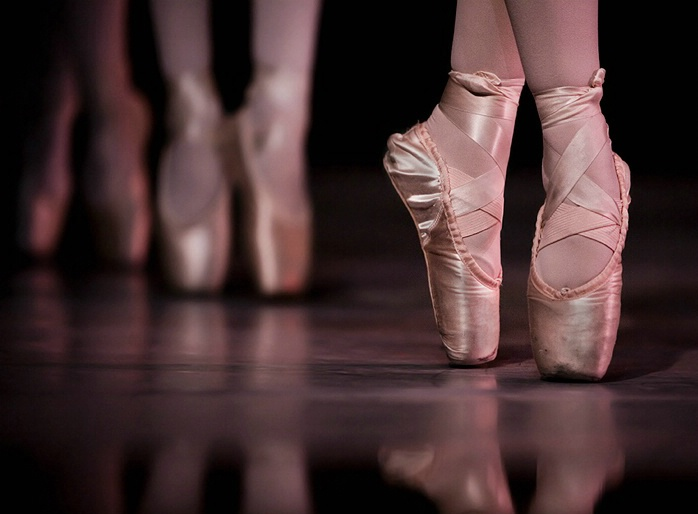 aj me and company ballerina