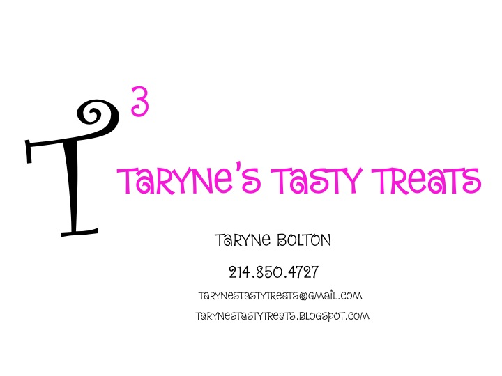 Taryne's Tasty Treats