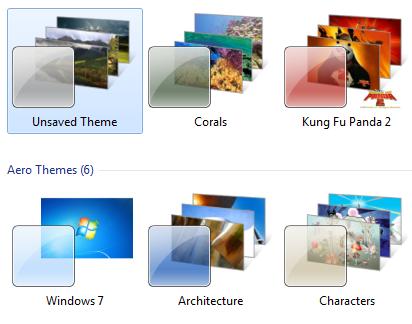Theme windows 8 di Windows 7