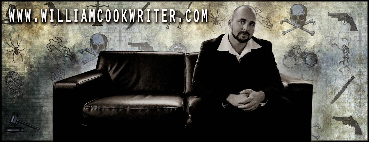 William Cook - Writer