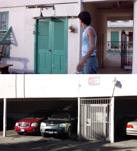 Apartment Building Karate Kid then & now movie locations: the karate kid (1984)