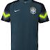 Brasil apresenta as camisas dos goleiros para a Copa do Mundo