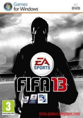 Fifa 13 PC Cover
