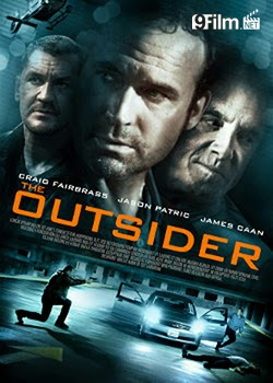 The Outsider 2014 poster