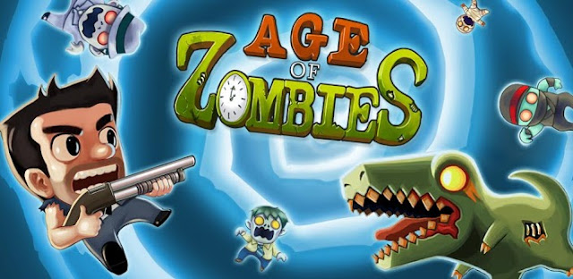 Download Age of Zombies v1.2.1 Android Apk Full [Reupado]