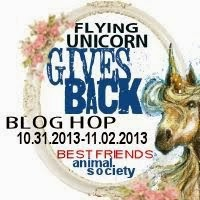 Flying Unicorn Blog Hop Oct 31st