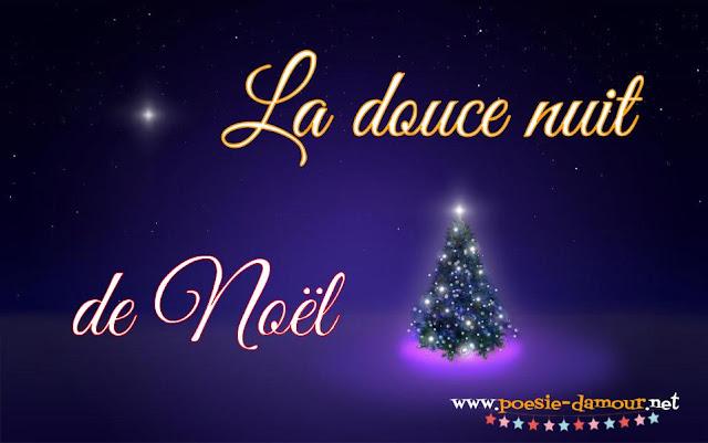 Image de la nuit de Noël jeudi 24 décembre