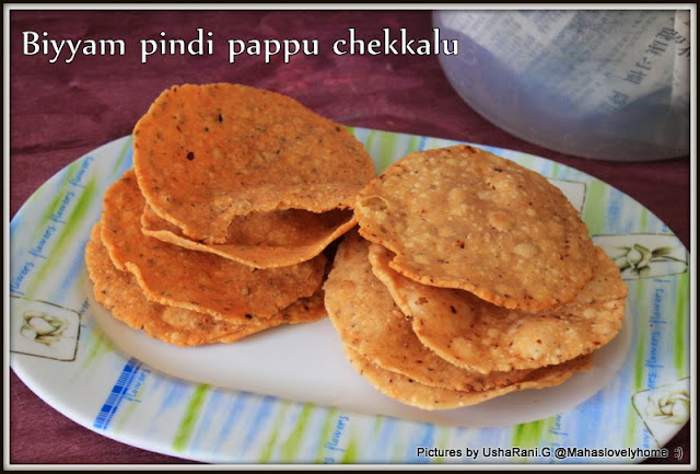 rice flour crackers