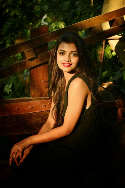Actress Ashna Zaveri Latest Portfolio Photos | Glamorous Photo Shoot