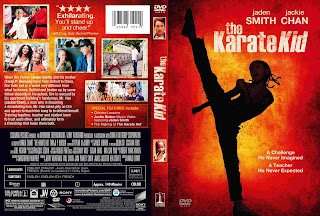 T.K.Kid front The Karate Kid [2010]