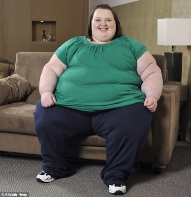 Obese Teen Cut From Home [Photos & Video]