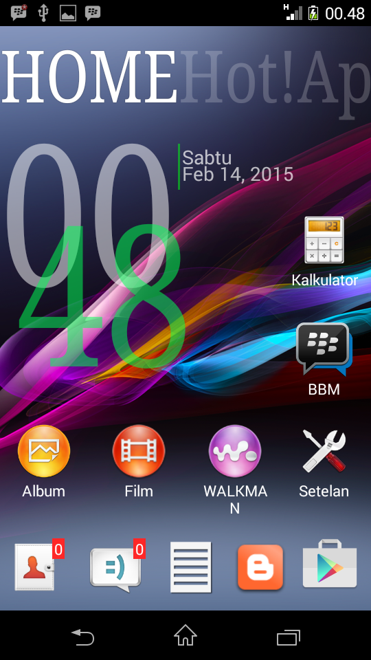 ssLauncher the Original Apk