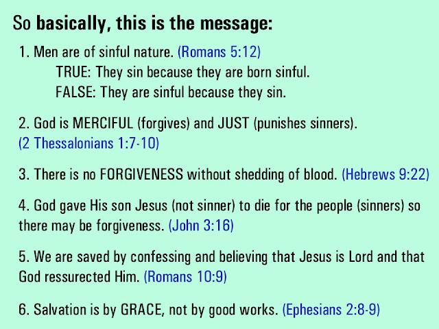 Christianity versus religion