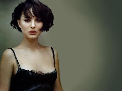 Natalie Portman Photo Wallpaper lips