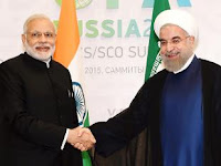 PM Modi, Iranian President Hassan Rouhani Discuss Key Chabahar Port Project