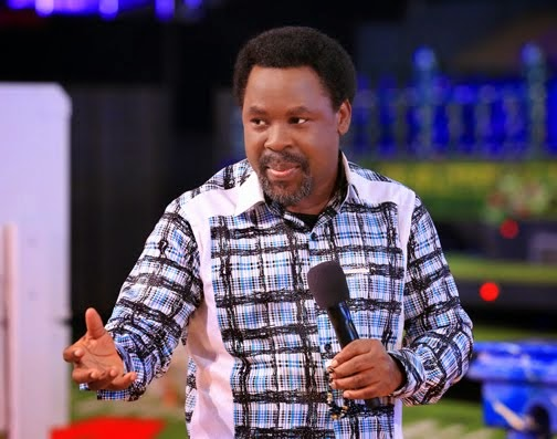 PROPHET T.B JOSHUA: CHRIST WILL MAKE HIS HOME IN OUR HEARTS