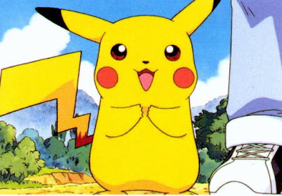 TAG: I Love Animes!  Pokemon Pickachu
