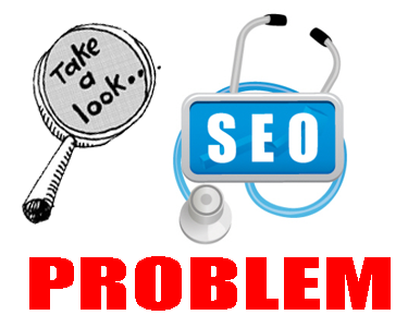 SEO Problems 