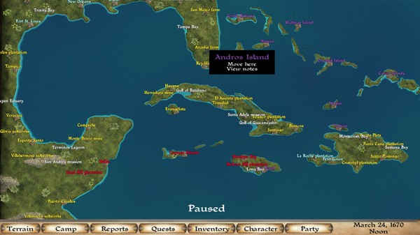 Blood and Gold Caribbean Direct Link Iso