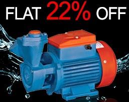 Crompton Greaves Mini Samudra II (0.5HP)   Buy 0.5HP Crompton Greaves Mini Samudra II, India - Pumpkart.com