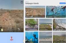 Las Islas Galápagos en Google Street View