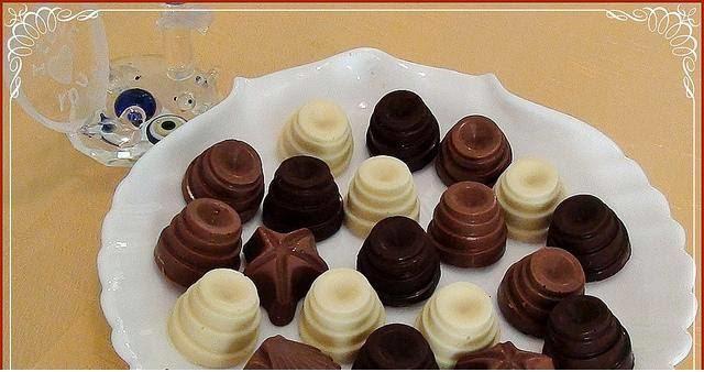 Pastahane Çikolatası Tarifi Yapımı