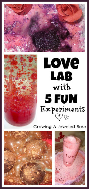 Love Potions - Lab