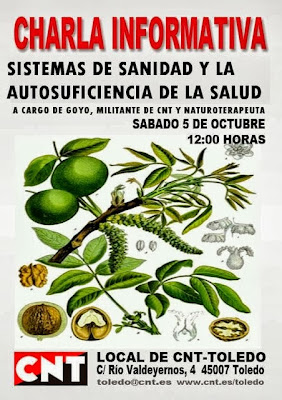 Anarquistas,Anarquistas,Anrquismo,CNT AIT ,https://www.facebook.com/pages/Anarquistas/378066755607147,  PUEBLOS DE TOLEDO - MUNICIPIOS TOLEDO - ALDEAS TOLEDO AJOFRIN. ALAMEDA DE LA SAGRA. ALBARREAL DE TAJO. ALBERCHE DEL CAUDILLO. ALCABON. ALCAÑIZO. ALCAUDETE DE LA JARA. ALCOLEA DE TAJO. ALDEANCABO DE ESCALONA. ALDEANUEVA DE BARBARROYA. ALDEANUEVA DE SAN BARTOLOME. ALMENDRAL DE LA CAÑADA. ALMONACID DE TOLEDO. ALMOROX. AÑOVER DE TAJO. ARCICOLLAR. ARGES. ARISGOTAS. AZUCAICA. AZUTAN. BARCIENCE. BARGAS. BELVIS DE LA JARA. BERNUY. BOROX. BUENASBODAS. BUENAVENTURA. BURGUILLOS DE TOLEDO. BURUJON. CABAÑAS DE LA SAGRA. CABAÑAS DE YEPES. CABEZAMESADA. CALERA Y CHOZAS. CALERUELA. CAMARENA. CAMARENILLA. CAMUÑAS. CARDIEL DE LOS MONTES. CARMENA. CARRANQUE. CARRICHES. CASALGORDO. CASARRUBIOS DEL MONTE. CASAS DE VILLALBA. CASASBUENAS. CASTILLO DE BAYUELA. CAZALEGAS. CEBOLLA. CEDILLO DEL CONDADO. CERVERA DE LOS MONTES. CHOZAS DE CANALES. CHUECA. CIRUELOS. COBEJA. COBISA (1). CONSUEGRA. CORCHUELA. CORRAL DE ALMAGUER. CUERVA. DOMINGO-PEREZ. DOSBARRIOS. EL BERCIAL. EL CAMPILLO DE LA JARA. EL CARPIO DE TAJO. EL CASAR DE ESCALONA. EL CASAR DE TALAVERA. EL CASTAÑAR. EL EMPERADOR. EL MAZO. EL MEMBRILLO. EL PUENTE DEL ARZOBISPO. EL REAL DE SAN VICENTE. EL ROMERAL. EL TOBOSO. EL VISO DE S. JUAN. ERUSTES. ESCALONA. ESCALONILLA. ESPINOSO DEL REY. ESQUIVIAS. FUENSALIDA. FUENTES. GALVEZ. GAMONAL. GARCIOTUN. GARGANTILLA. GERINDOTE. GUADAMUR (1). HERRERUELA DE OROPESA. HINOJOSA DE SAN VICENTE. HONTANAR. HORMIGOS. HUECAS. HUERTA DE VALDECARABANOS. ILLAN DE VACAS. ILLESCAS. LA CALZADA DE OROPESA. LA ESTRELLA. LA FRESNEDA. LA GUARDIA. LA IGLESUELA. LA MATA. LA NAVA DE RICOMALILLO. LA PUEBLA DE ALMORADIEL. LA PUEBLA DE MONTALBAN. LA PUEBLANUEVA. LA RINCONADA. LA TORRE DE ESTEBAN HAMBRAN. LA VILLA DE DON FADRIQUE. LAGARTERA. LAS HERENCIAS. LAS HUNFRIAS. LAS NAVILLAS. LAS VEGAS. LAS VENTAS CON PEÑA AGUILERA. LAS VENTAS DE RETAMOSA. LAS VENTAS DE SAN JULIAN. LAYOS. LILLO. LOMINCHAR. LOS ALARES. LOS CERRAL