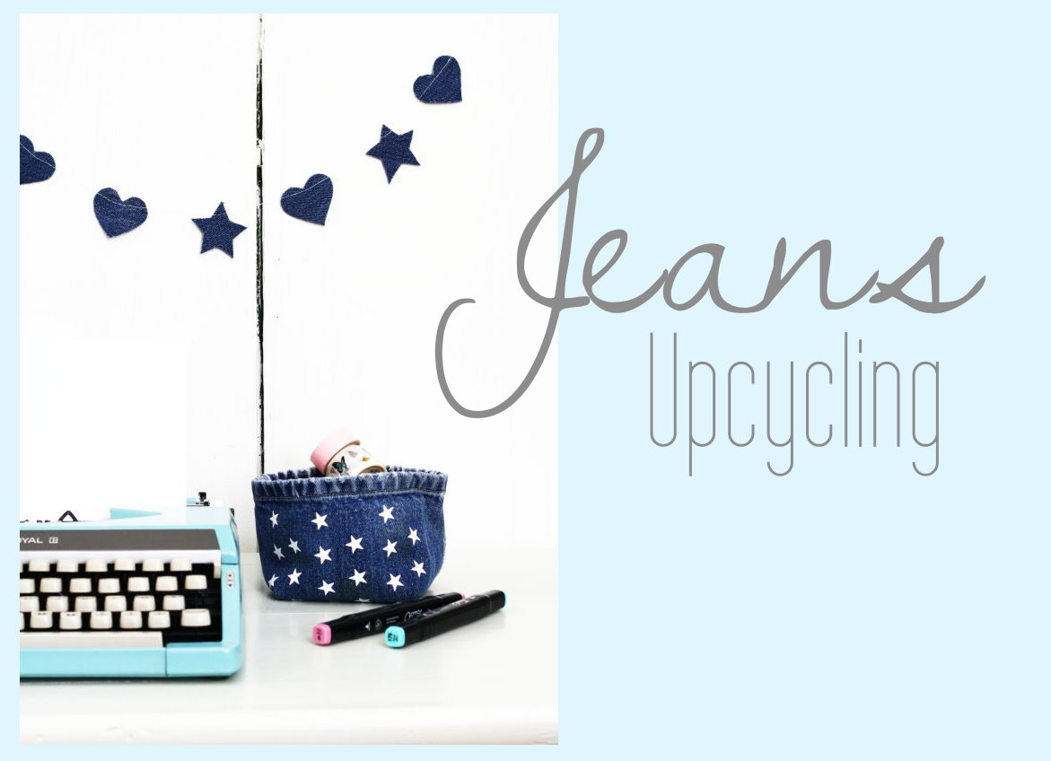 Jeans Denim Upcycling