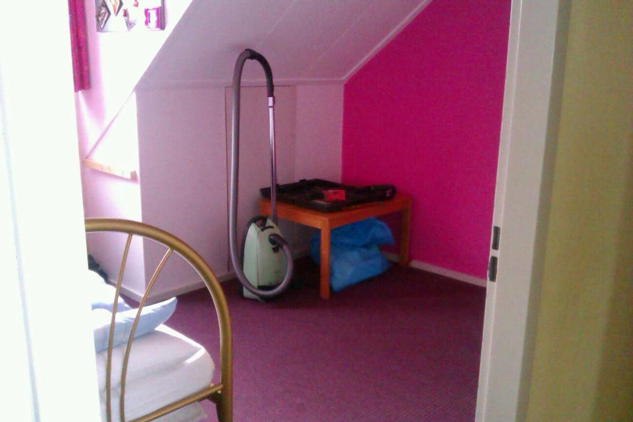 De creatieve wereld van terray van een roze meisjes kamer naar een stoere tiener kamer - Upgrade naar een kamer ...