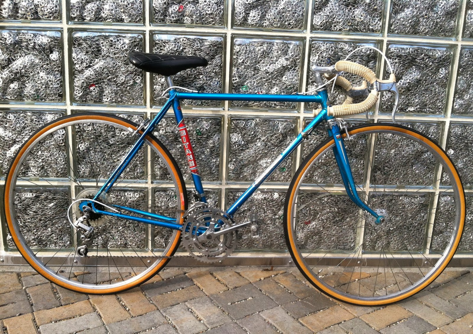 1972 Gitane Grand Sport Deluxe 12 Speed Whistle Bike Collective
